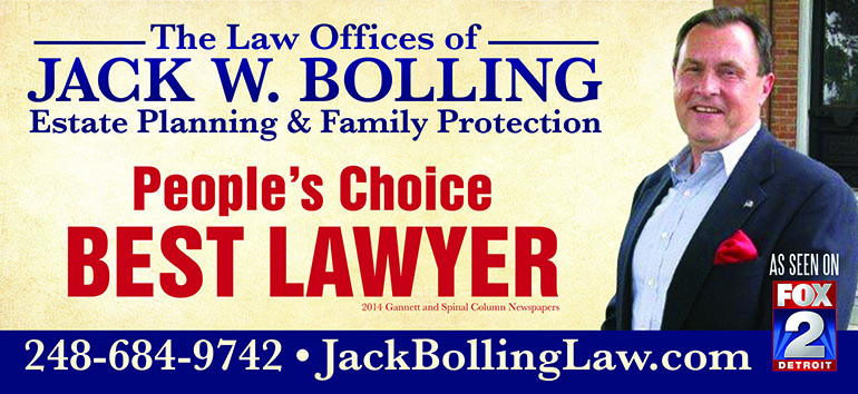 legacy lifelines at Jack W Bolling Law Office